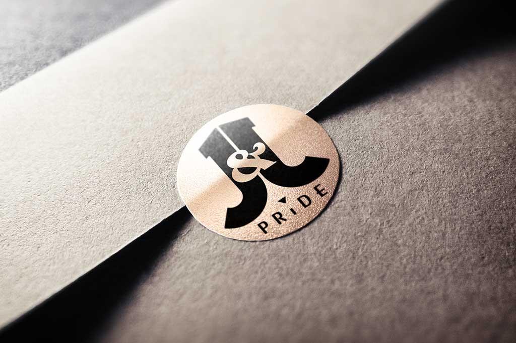 Studio Pubblicitario, Comunicazione, Immagine, brand identity, naming, logo: jj pride